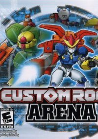 Обложка Custom Robo Arena