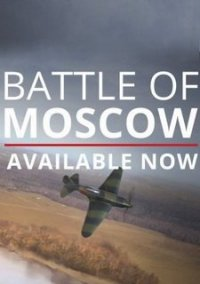 Обложка IL-2 Sturmovik: Battle of Moscow