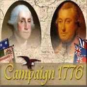 Обложка Campaign 1776: The American Revolution