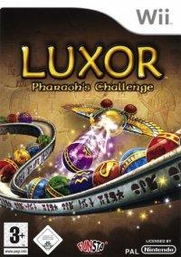Обложка Luxor: Pharaoh's Challenge