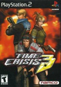 Обложка Time Crisis 3