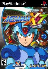 Обложка Mega Man X7