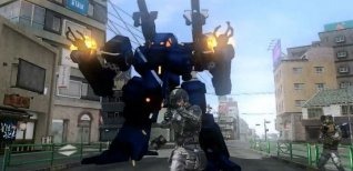 Earth Defense Forces 4. Видео #2