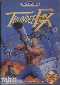 Обложка Thunder Fox