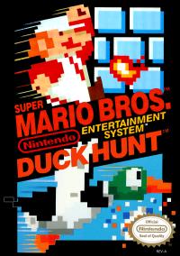 Обложка Super Mario Bros. / Duck Hunt