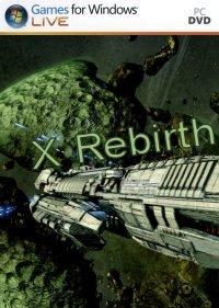 Обложка X Rebirth