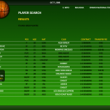 Скриншот World Basketball Manager 2009