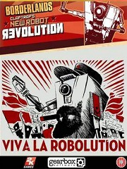 Обложка Borderlands: Claptrap's New Robot Revolution