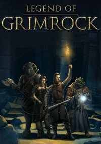 Обложка Legend of Grimrock