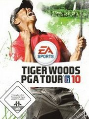 Обложка Tiger Woods PGA Tour 10