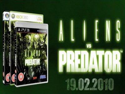Aliens vs. Predator (2010). Геймплей