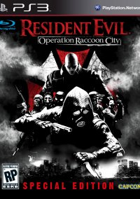Обложка Resident Evil Raccoon City Special Edition