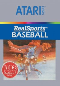 Обложка RealSports Baseball