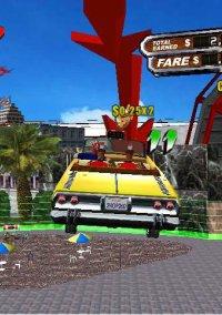 Обложка Crazy Taxi 3