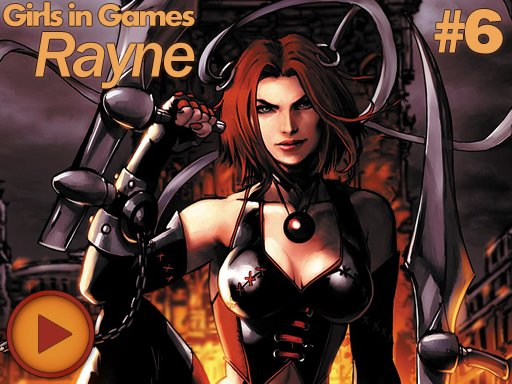 [Girls in Games] Rayne
