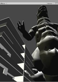Обложка Gozilla: City Terror