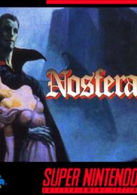 Обложка Nosferatu