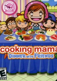 Обложка Cooking Mama 2: Dinner with Friends