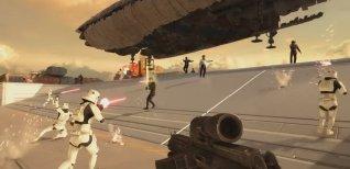Star Wars Battlefront Bespin. Релизный трейлер