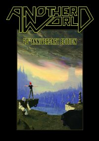 Обложка Another World: 20th Anniversary Edition