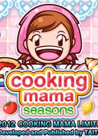 Обложка Cooking Mama Seasons