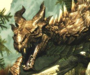 Противостояние вSkyrim: драконы против имперских лучников