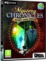 Обложка Mystery Chronicles: Murder Among Friends