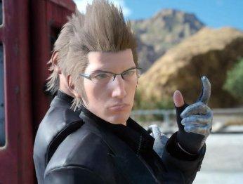 Самые смешные баги Final Fantasy XV