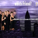Скриншот Friends: The One with All the Trivia – Изображение 2