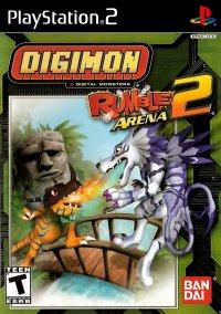 Обложка Digimon Rumble Arena 2