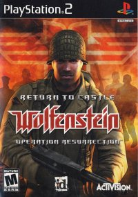 Обложка Return to Castle Wolfenstein: Operation Resurrection