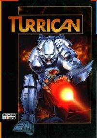 Обложка Turrican