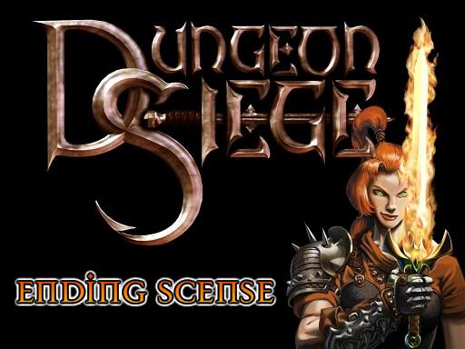 Dungeon Siege Ending Scense