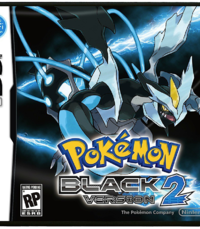Обложка Pokémon Black Version 2