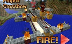 """Minecraft: Project """"Crossbow"""""""