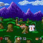 Скриншот Bubsy in: Claws Encounters of the Furred Kind – Изображение 1