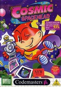 Обложка Cosmic Spacehead