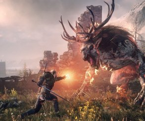 Верю не верю. The Witcher 3: Wild Hunt​ в 1080p на PlayStation 4