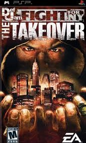 Обложка Def Jam: Fight for NY - The Takeover