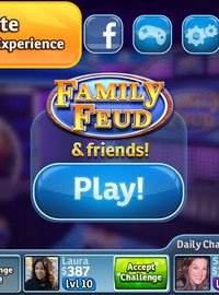 Обложка Family Feud and Friends