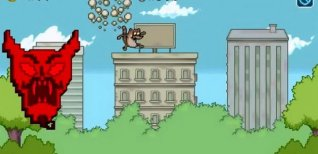 Regular Show: Mordecai and Rigby in 8-Bit Land. Видео #2