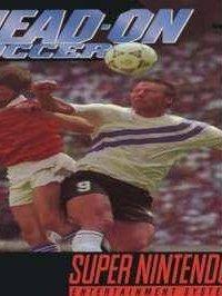 Обложка Head-On Soccer