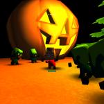 Скриншот Mr Pumpkins Halloween Showdown – Изображение 6