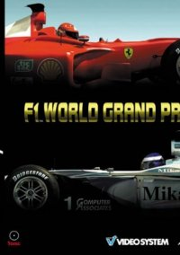 Обложка F1 World Grand Prix 2000