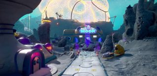 Plants vs. Zombies: Garden Warfare 2. Демонстрация 12 карт