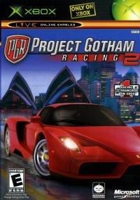 Обложка Project Gotham Racing 2