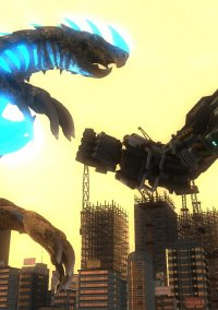 Обложка Earth Defense Force 4.1: The Shadow of New Despair