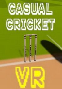 Casual Cricket VR – фото обложки игры