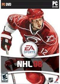 Обложка NHL 2008