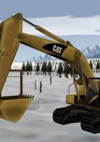 Обложка Caterpillar Construction Tycoon